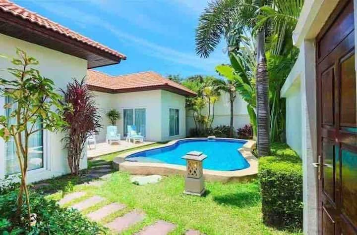 Majestic Residence Residence Pool Villa 2 BR