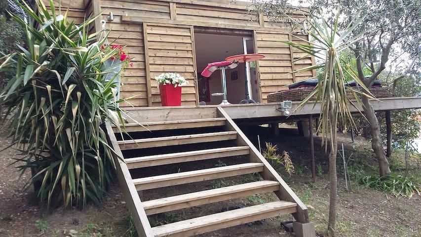 La cabane de tamaris
