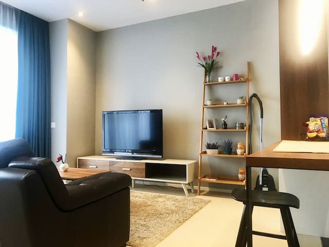 Arcoris#5: 1BR/4pax Apartment in Mont Kiara
