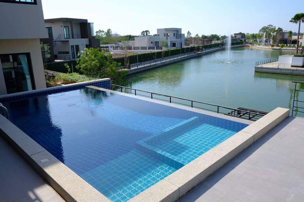 Villa Ozone Pattaya No 30 3Bed 4Bath Private Pool Pattaya Thailand