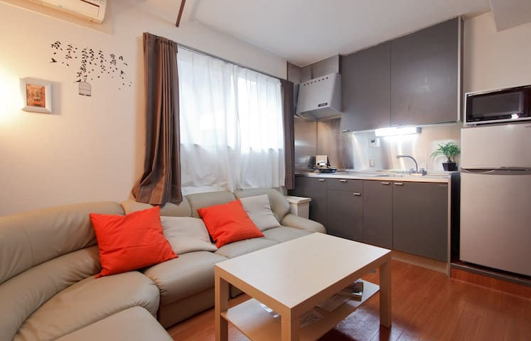 ☆NEW OPEN☆LIMITED SALE☆【鶴橋駅7分】【2LDK】【KOREA TOWN】 - Osaka - Apartamento