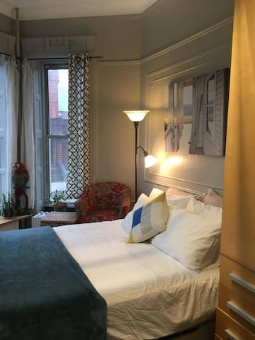 Park Slope sweet cozy home! Wifi! - Brooklyn - Apartment