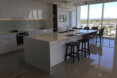 Luxury Whitsunday 2BD Penthouse - Mackay - Apartment