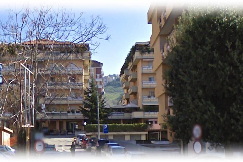 Appartamenti Chieti Scalo