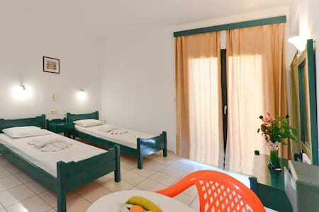 Economy Room with Sea View - Malia - 公寓