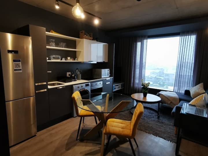 Fully furnished beautiful studio apartment