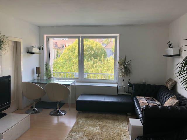 Beautiful 45m2, 10min to Messe & fully equipped