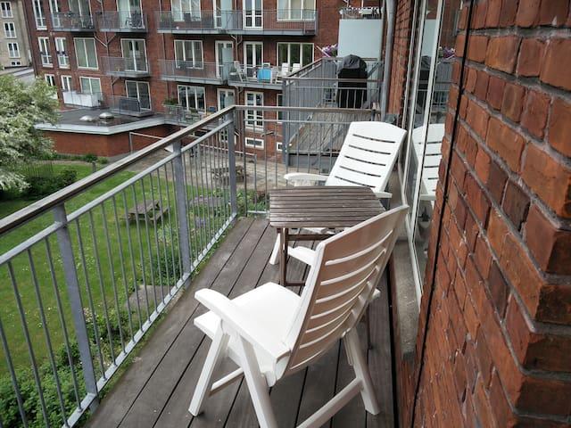 Fantastic apartment for up to 6 people - Aarhus - Apartemen