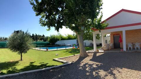 Casa de campo con encanto. Alfaro La Rioja Piscina