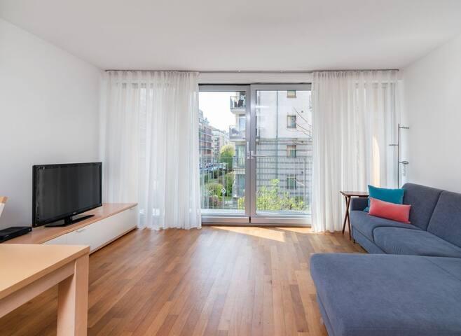 2-Zimmer-Wohnung zu vermieten in Frankfurt am Main