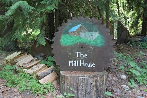 Stehekin Mill House