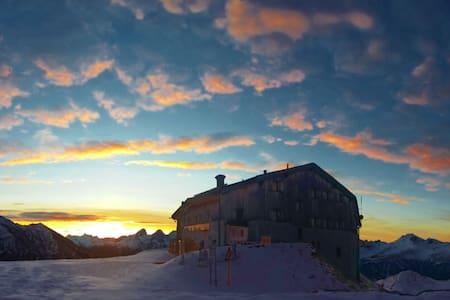 Die schönsten Bergpanorama - Lenzerheide