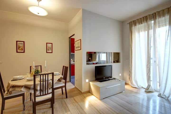 SCARLATTI - 30 meters from the Central Station