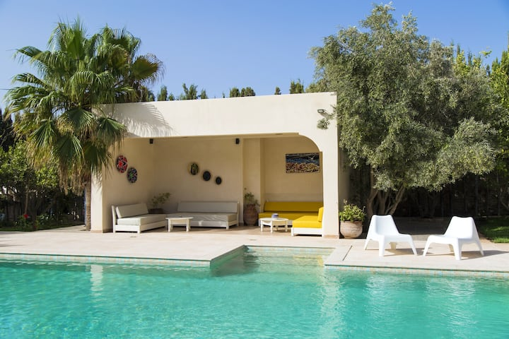 Villa with 5 bedrooms in Essaouira, with private pool, terrace and WiFi - 16 km from the beach