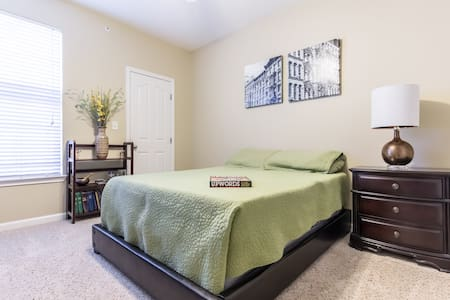 "Your ""Suite"" Home Away from Home - Carrollton - Lakás"
