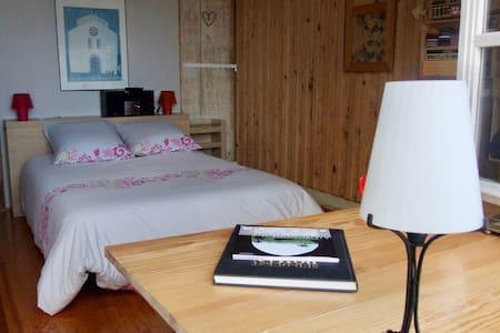 l'Atelier, chambre indépendante - Castelnau-Barbarens - Aamiaismajoitus