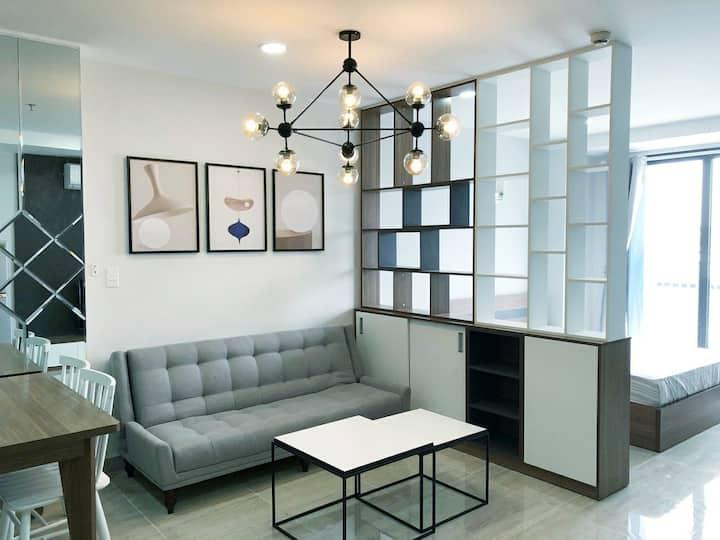 Studio apartment (Thu Dau Mot Ciy) for rent