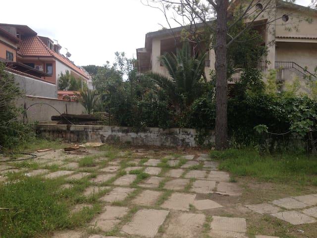villa20 mt dal mare calabria ionica - Montepaone Lido - Casa de campo