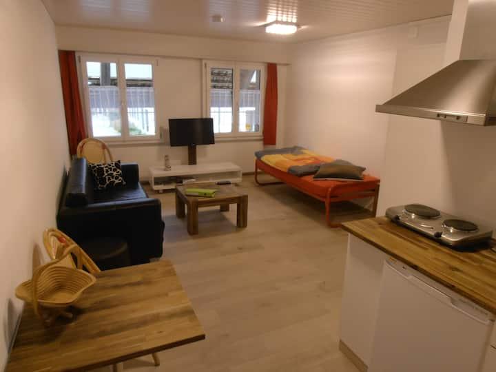 1-Zimmer Studio