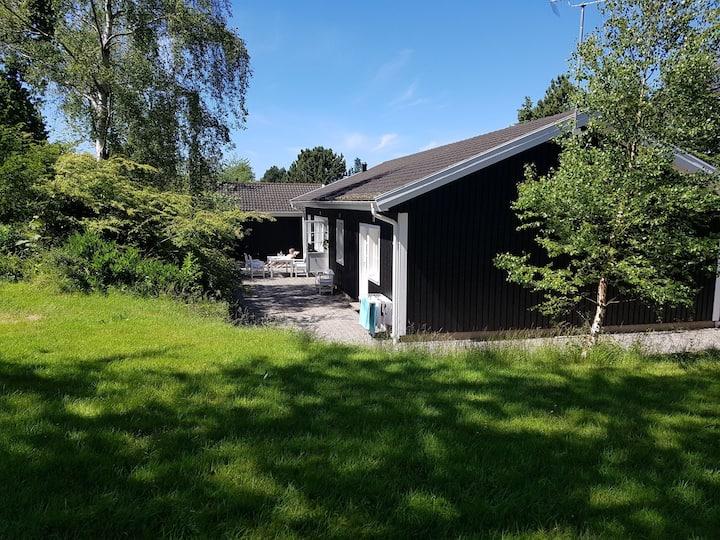 Danish Summer House Delight