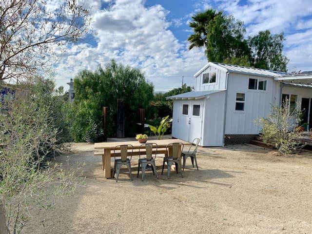 Scandinavian Tiny Home in Malibu