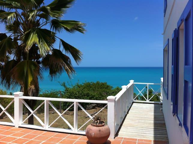 Aloe Villa in Galley Bay, Pool & Stunning Views