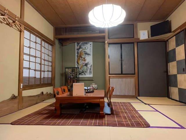 Rie Kamakura Guest Room