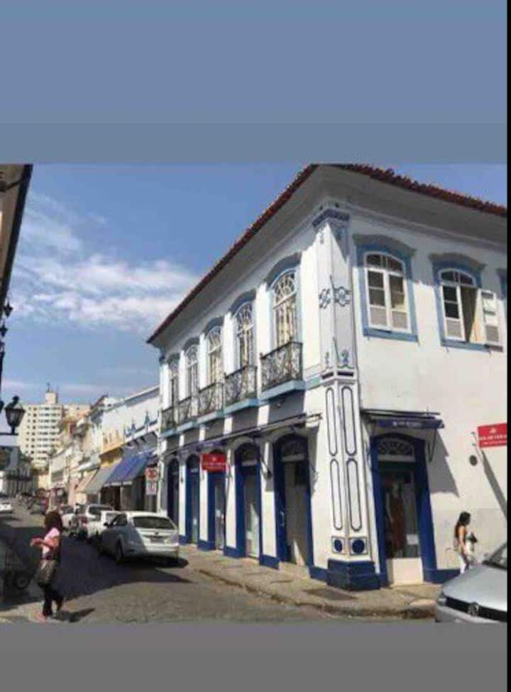 Apartamento no centro histórico de São João