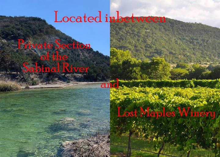 Vanderpool Villa One at Winery Springs