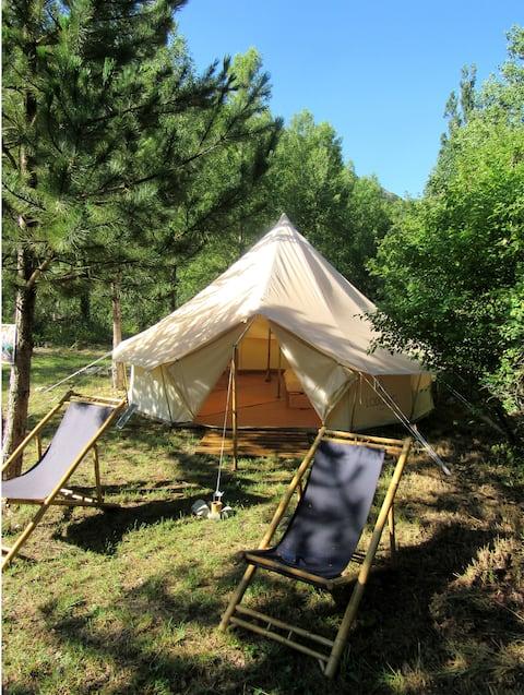 New 2020: Lodg'ing Nature en Drôme Provençale-Duo
