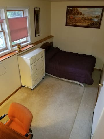 Cozy Private Room to Host Travelers! Room 2 - Nashua - Hus