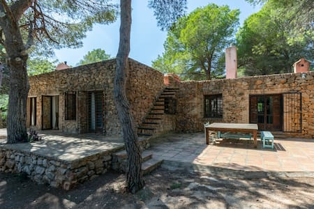 Casa Purnasya-Cosy rustic home-Private pool&garden