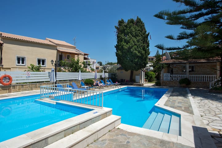 Solaris - 2Bedroom Family apt Kassiopi Corfu Greece