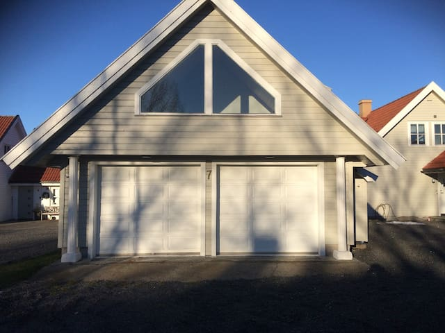 Close to Torp Airport - Sandefjord - Apartament