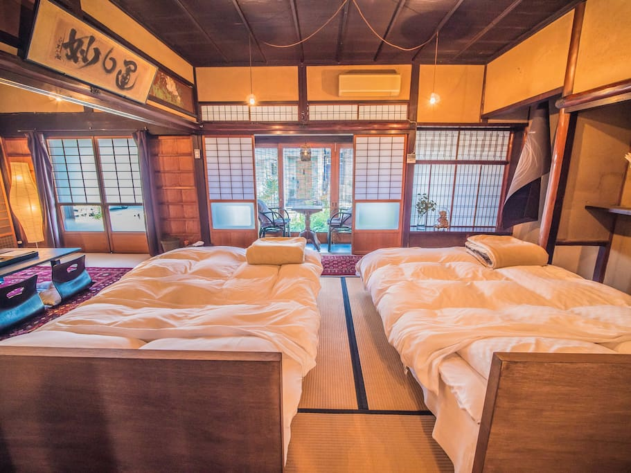 Guest room_Bed_A