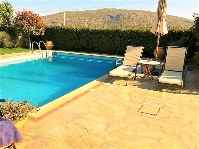 Luxury Pool 2 Floors Apartment
