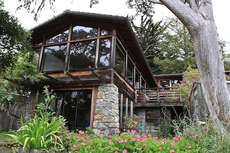 Carmel Highlands Inspirational Views ! - Carmel Highlands - Haus
