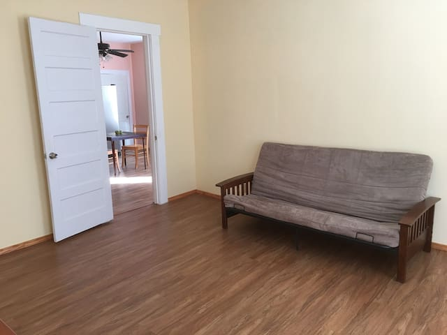 Pull out sofa 30min by dwtn Loui - Louisville - Apartment