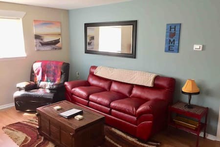 Cozy & Comfortable Suite near Lake Erie