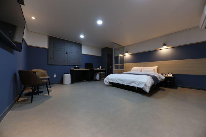Hotel ZIP in Daesan(Restaurant, Fitness, Laundry)