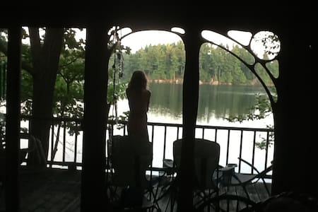 Otty Lake Retreat - near Perth & Rideau Lakes