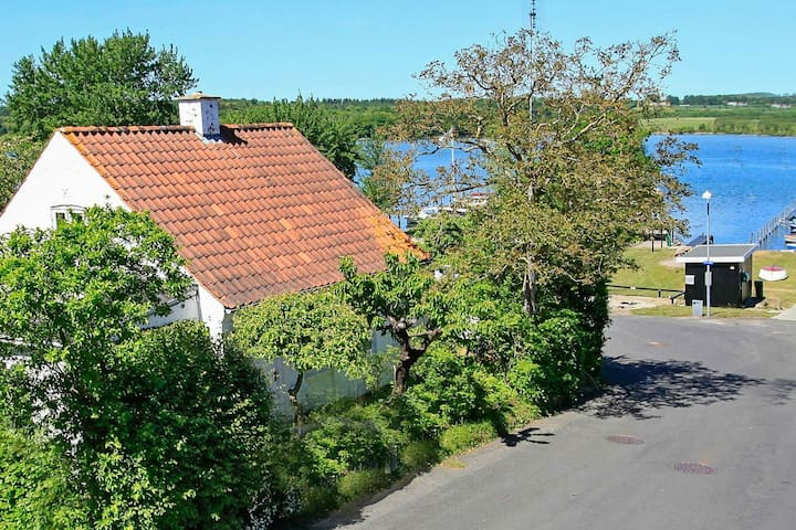 Cozy Holiday Home in Svendborg with Sea View