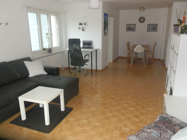 Lovely flat with great location - Altdorf - Leilighet