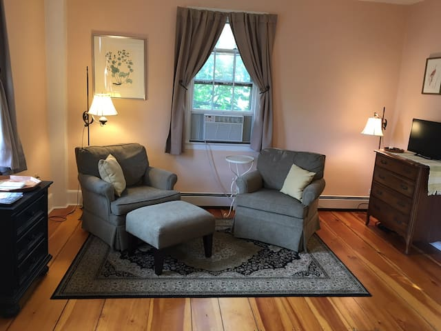 Cozy and Comfortable studio, summer or winter!