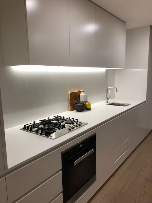 Kitchen - fully appointed