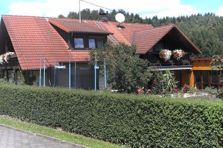 Ferienwohnung in der Natur - Obertrubach