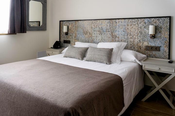 Doble room at Sa Voga hotel