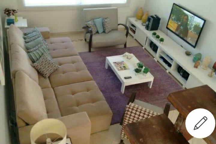 Casa alto padrão - tombo/Guaiúba/ ar condicionado