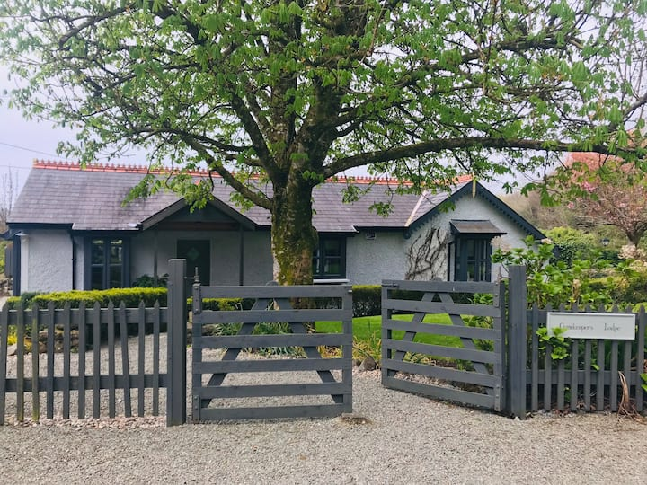 Gamekeepers Lodge, Ashford Estate, Cong
