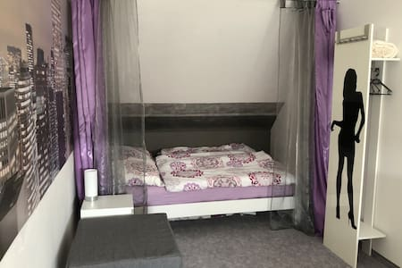 Room near fair/center + top kitchen + massages